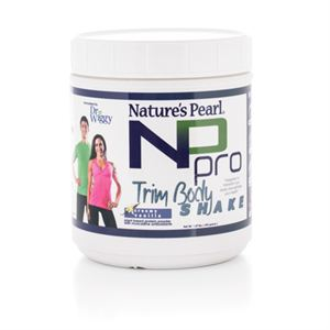 Nature's Pearl Pro Trim Body Shake
